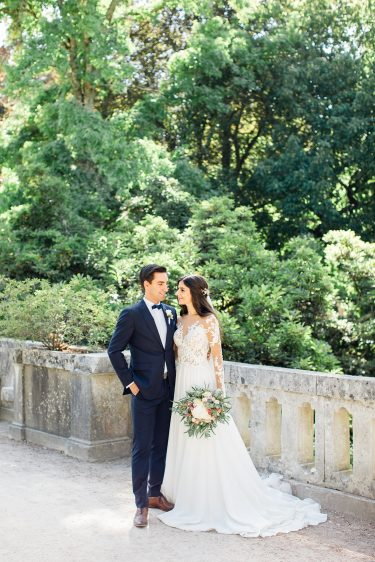 Romantic Garden Wedding in Portugal Convento de Sandelgas