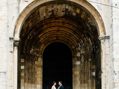 Destination Pre-Wedding in Lisbon