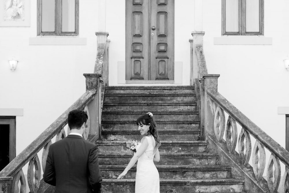 Modern and Romantic Wedding in Portugal
