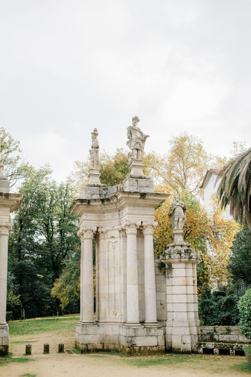 Lamego Sanctuary Six Senses Douro Valley Wedding