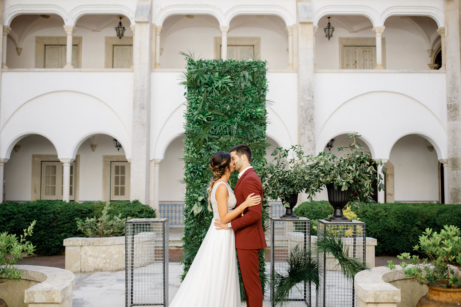 Intimate Wedding in Portugal