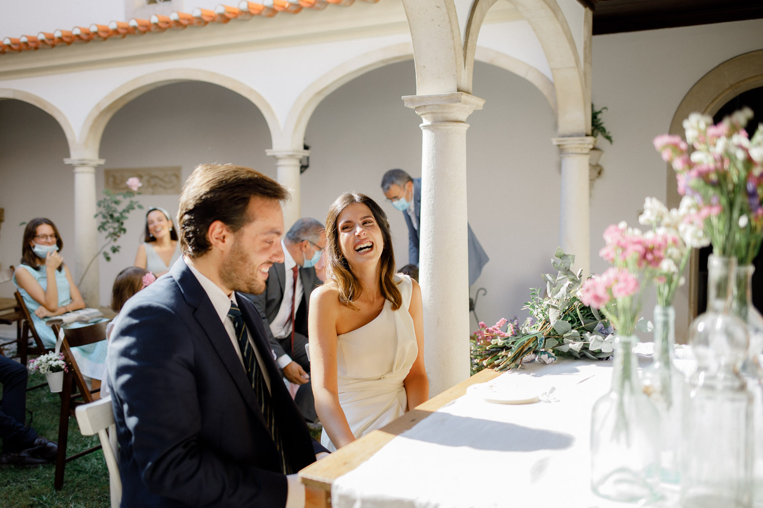 Small Intimate Wedding in Portugal